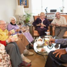 Seniors leave good Reviews, Ratings, and Testimonials for Park Manor of Tomball.